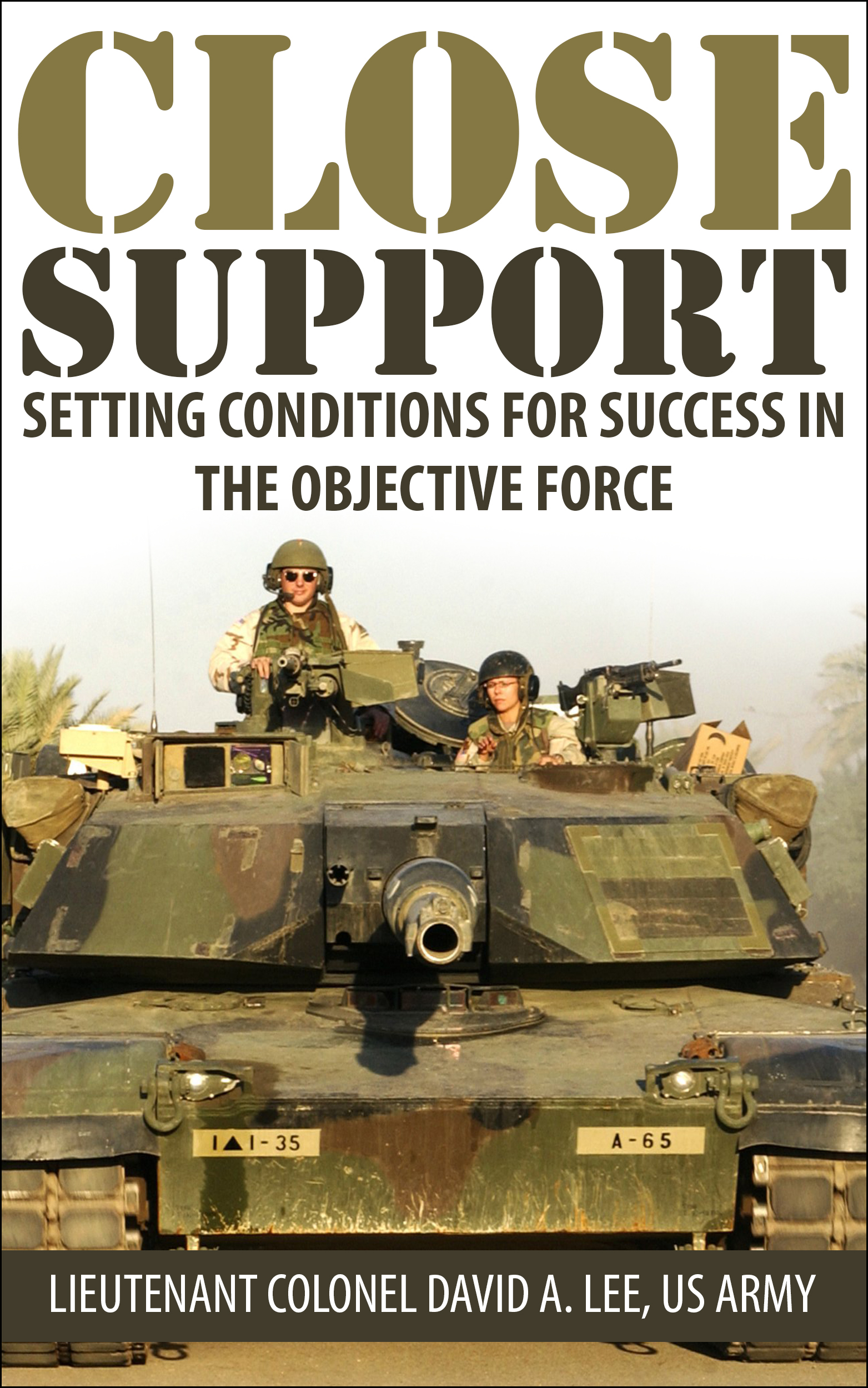 Close Support - Book Cover